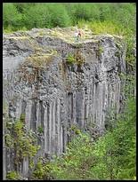 Mount St. Helens: Lava Canyon