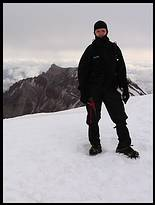 Climb of Mount St. Helens