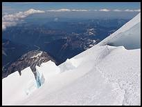 Climb of Mount Rainier