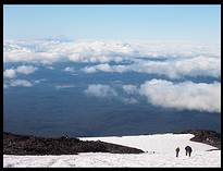 Mount Adams climb: Mt Hood