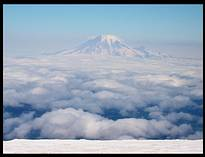 Mount Adams climb: Mt Rainier