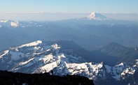 Mount Rainier climb: Mount Adams